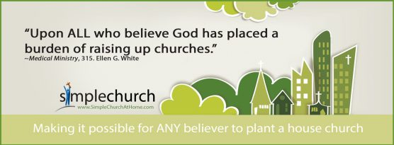 Simple Church Website
